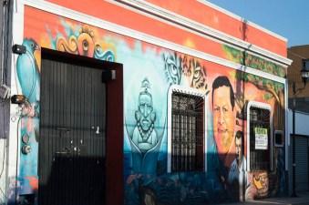 Creative street art in Mérida Mexico