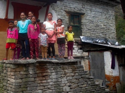 Eco tourism in Nepal brings you together with people