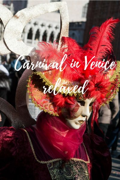 Venice in Carnival relaxed