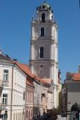 Old town in Vilnius