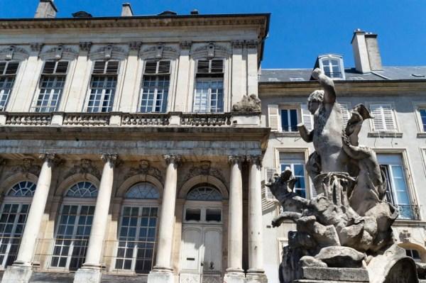 Representative architecture in Nancy