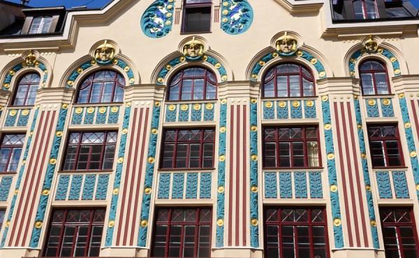 Ainmillerstrasse 22 facade