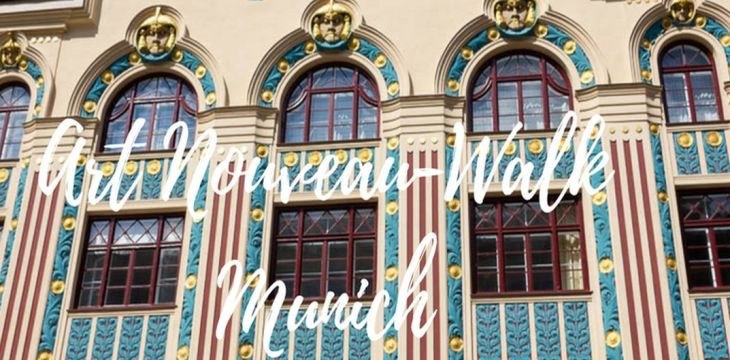 Art Nouveau in Munich-Schwabing: A walking tour
