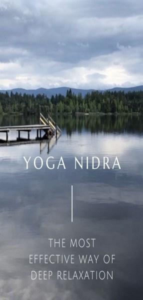 Learn Yoga Nidra easily!