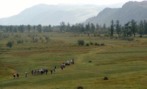 Mongolia Yak Trek In Khan Khentii With Hidden Trails