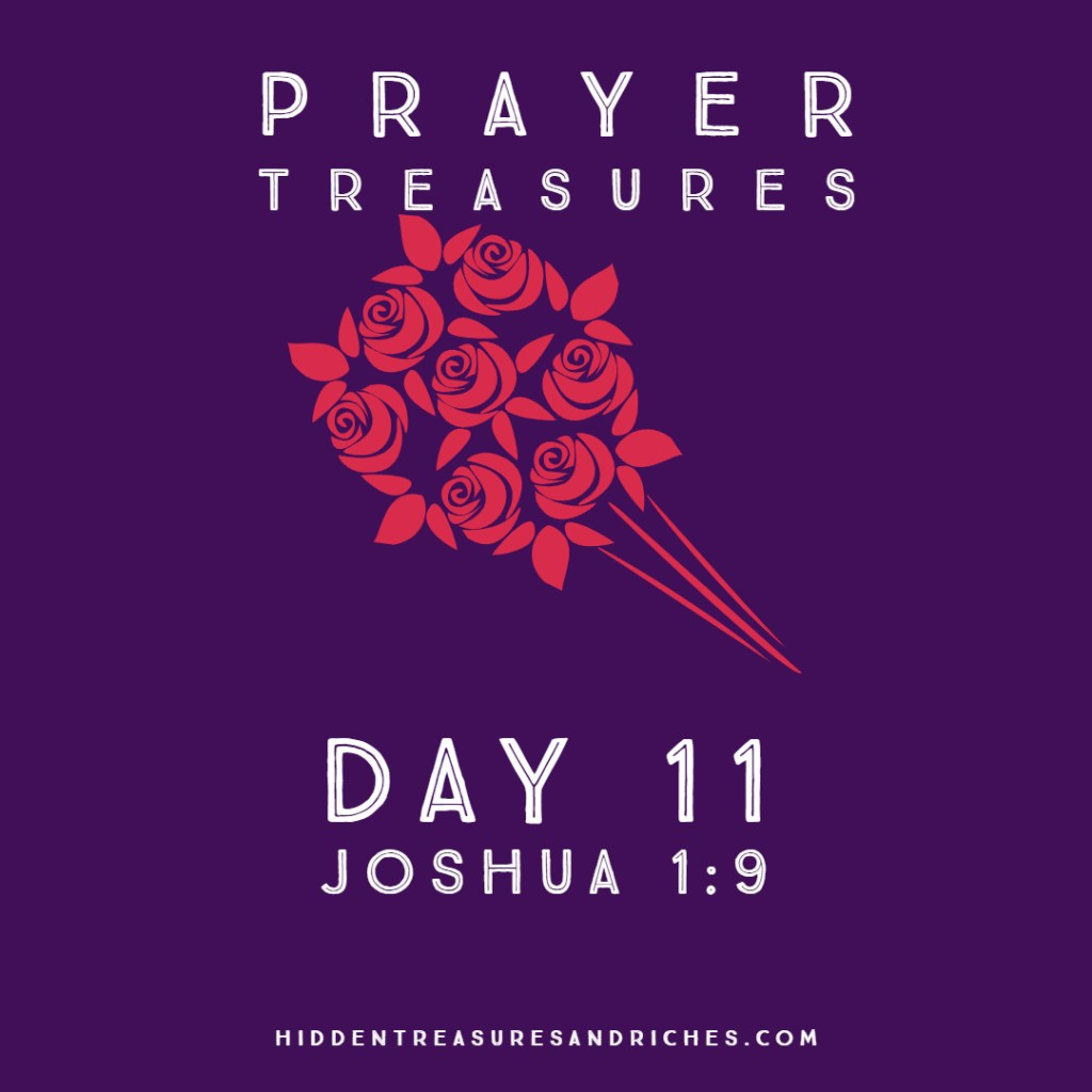 Prayer Treasures Day 11-Courage