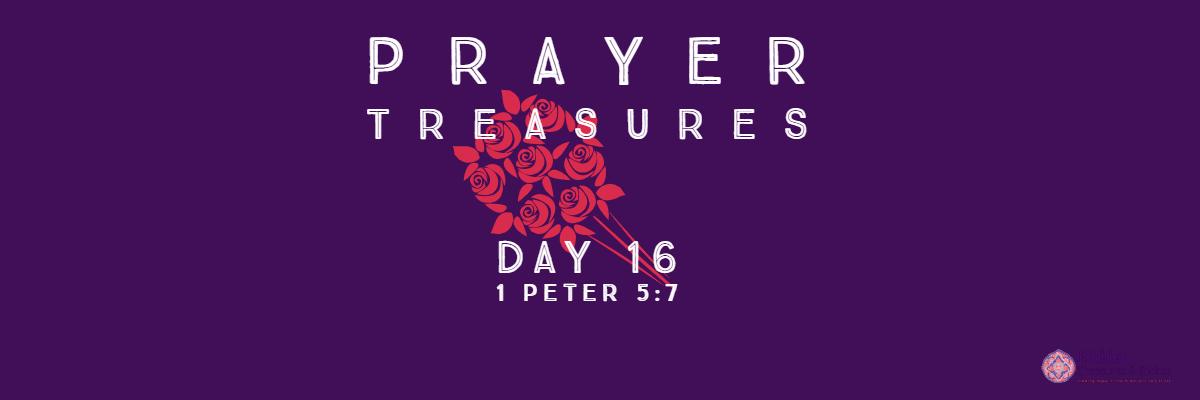 Prayer Treasures -Cares