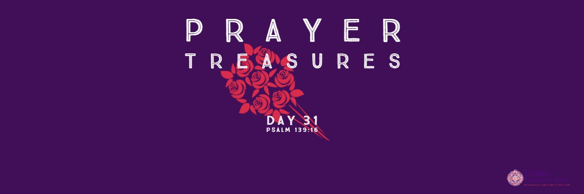 Prayer Treasures-Count your blessings
