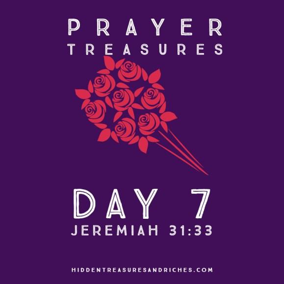 Prayer Treasures
