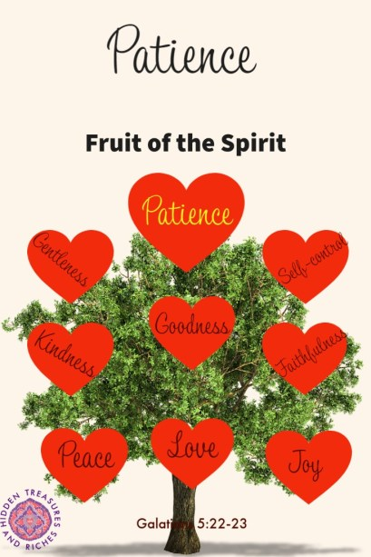 Fruit of the Spirit-Patience