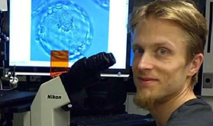 Критикът на Хъ Цианкуи сам започна да редактира човешки ембриони
