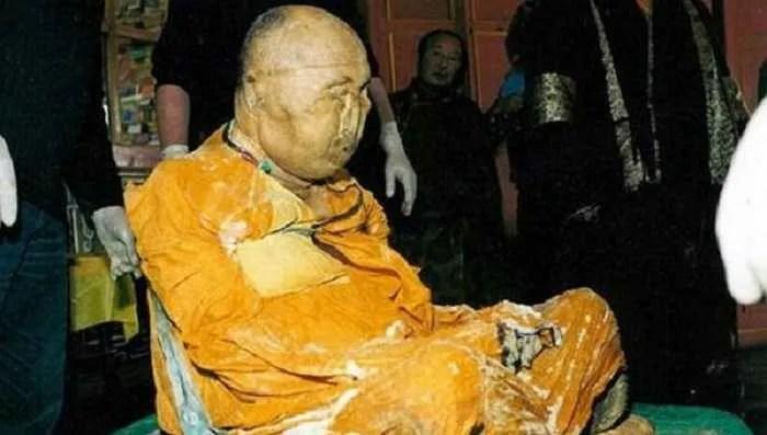 Състоянието сомати на Хамбо лама Итигелов опроверга всичко известно на науката (видео)