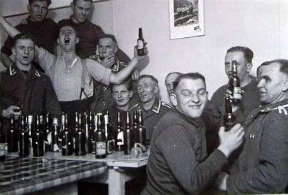 Наркотиците били част от Третия райх на Хитлер