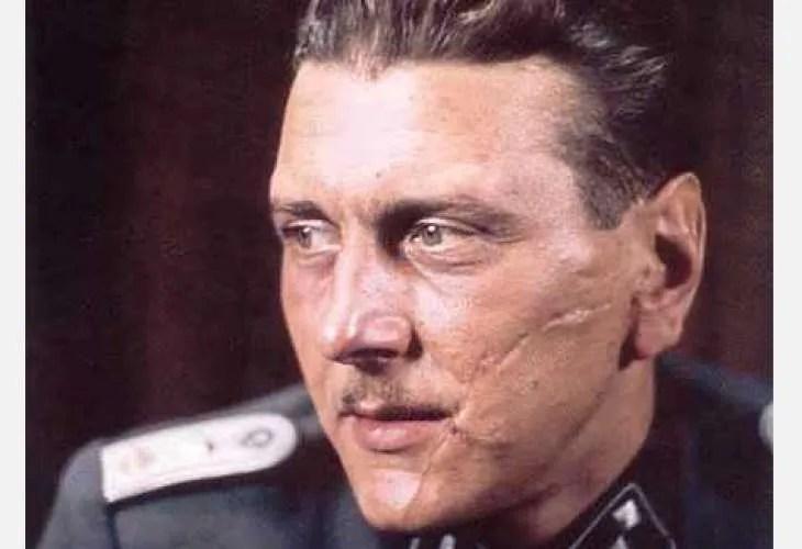 Историята на нациста Ото Скорцени , станал  наемен убиец на Мосад
