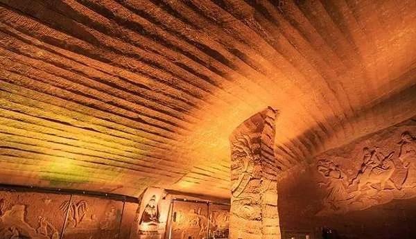 Загадката на древни пещери с високотехнологична обработка