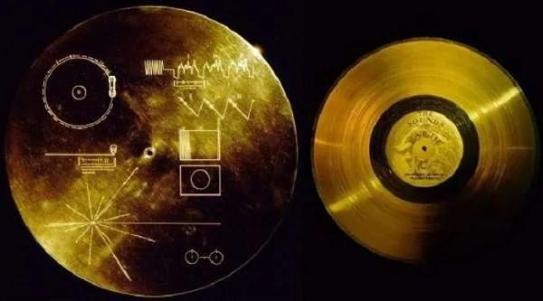НАСА официално пусна записите със съобщения за извънземните на Voyager (запис)