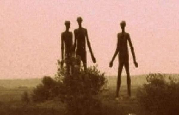 Извънземните пращат послание на човечеството чрез колумбийски жител
