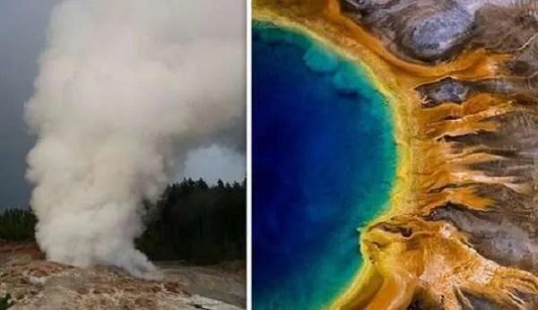 Експерти са обезпокоени от нарастващата сеизмична активност и трусове на вулкана в Йелоустоун