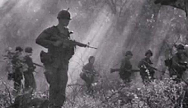 Свидетелства на войници за хуманоиди във виетнамската джунгла