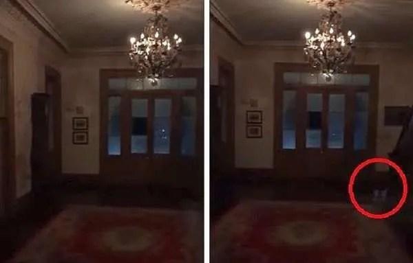 Деца-призраци в една от най-известните обитавани къщи в САЩ (видео)