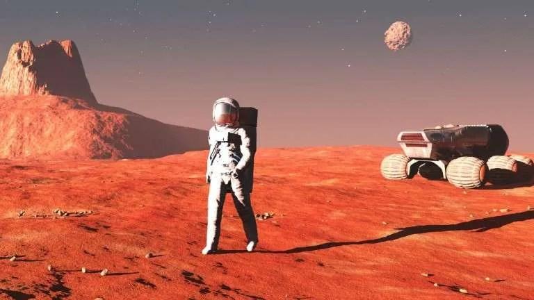 Защо никой човек още не е стъпил на Марс?