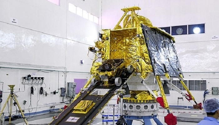 Къде изчезна безследно индийския модул Викрам от мисията Чандраян-2?