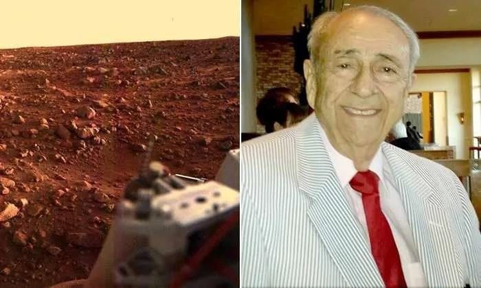 Д-р Гилбърт Левин е убеден, че животът на Марс е открит още през 1976 г.