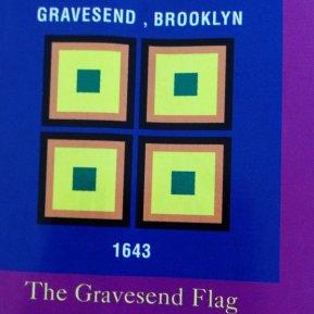 gravesend flag 2