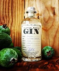 Hidden World Feijoa Gin