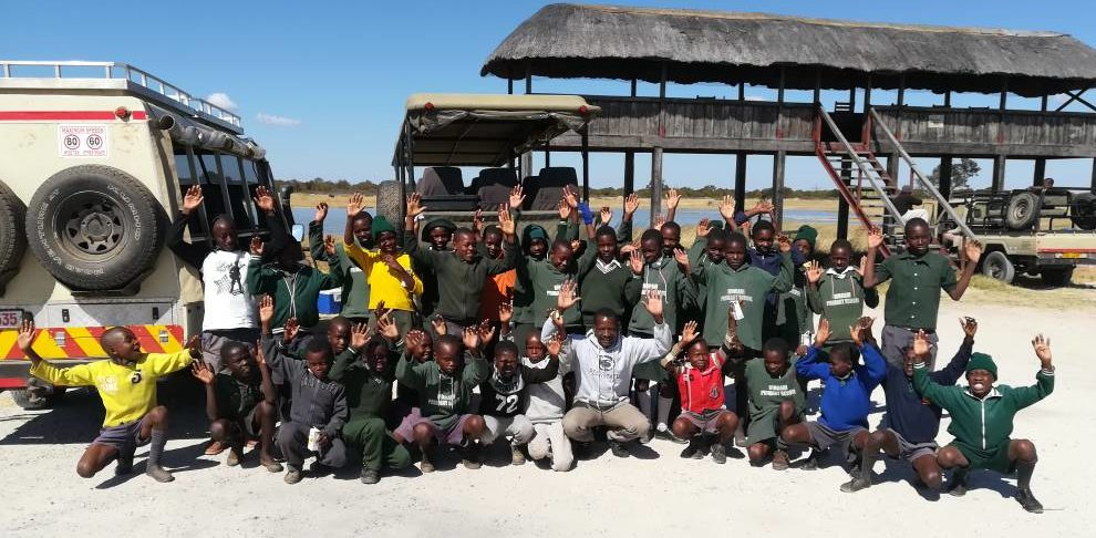 Safari Share | Introducing Kids To Hwange National Park & Conservation