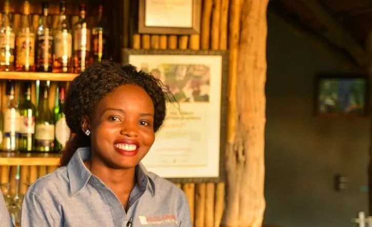 Dorcas, Our Delightful Front of House