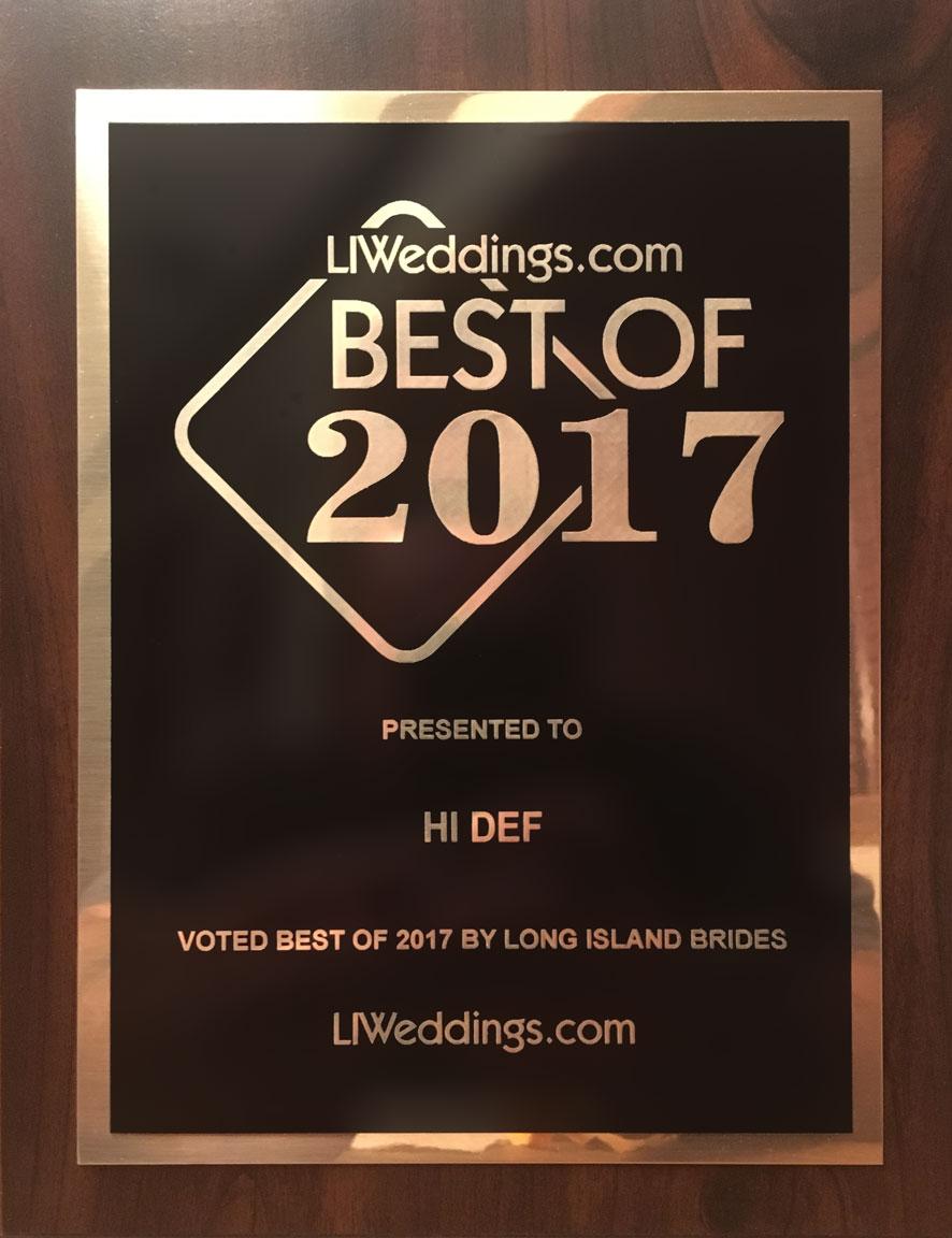 Best of 2017 Long Island Wedding Band