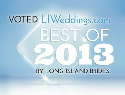 2013 LI Weddings best wedding band