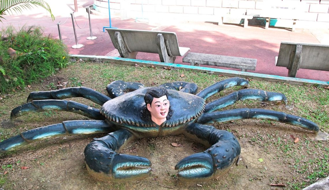This weird Singapore attraction will make you say WTF every 5′!