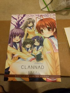Clannad English Box