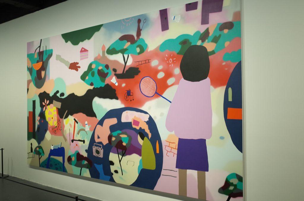 余德耀美術館 YUZ MUSEUM 上海アート情報2018-3  Hidemi Shimura