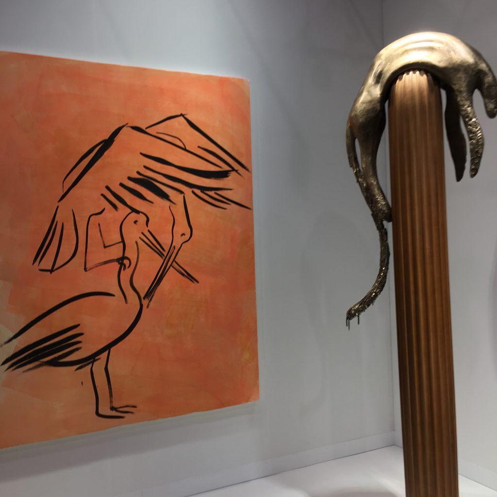 アートバーゼル香港を見に行ったレポート Hong Kong, basel Hidemi Shimura