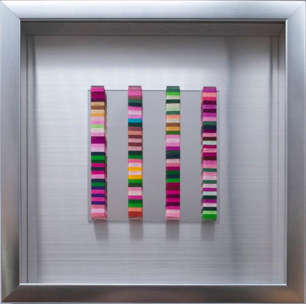 I will exhibit at 'Art Liberation Zone at EATS Nihonbashi produced by gallery Tagboat' tagboat, hidemishimura, fiberart, contemporaryart Hidemi Shimura