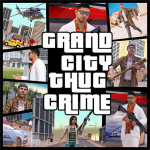 Grand City Thug Crime Gangster APK Mod Download for android