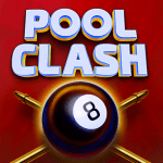 Pool Clash new 8 ball game APK Mod Download for android