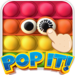 Pop It Me 3D Fidget Relaxing ASMR Game Popit APK Mod Download for android