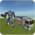 Robot Truck APK Mod Download for android