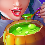 Halloween Cooking Restaurant Games APK Mod Download for android