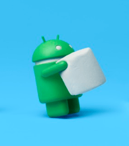 android 6.0 マシュマロ