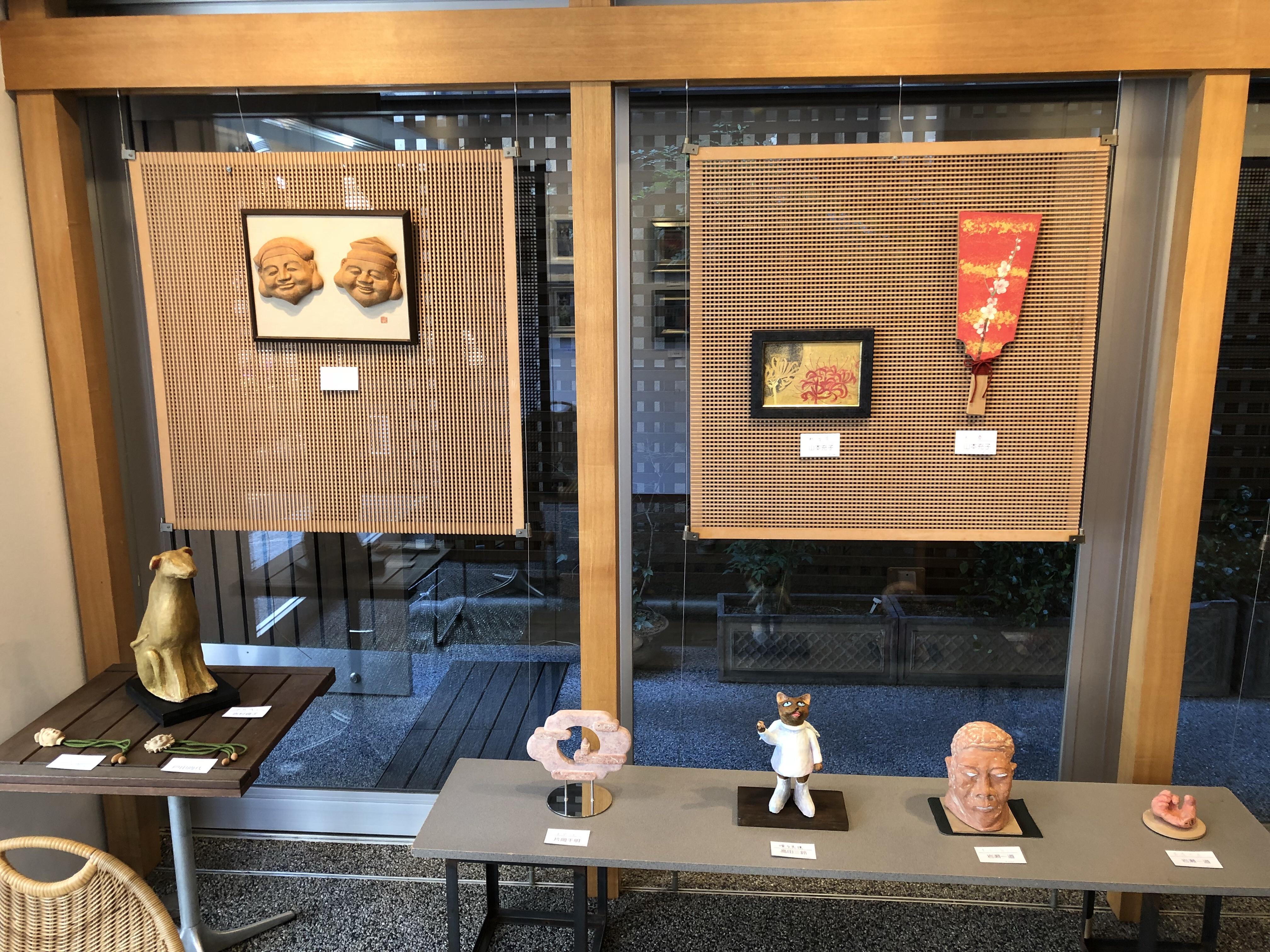 松戸美術会チャリティー展2018-7