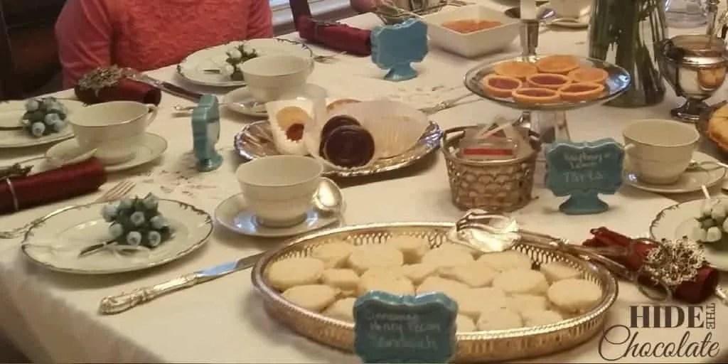 The Secret Garden Book Club Tea Party