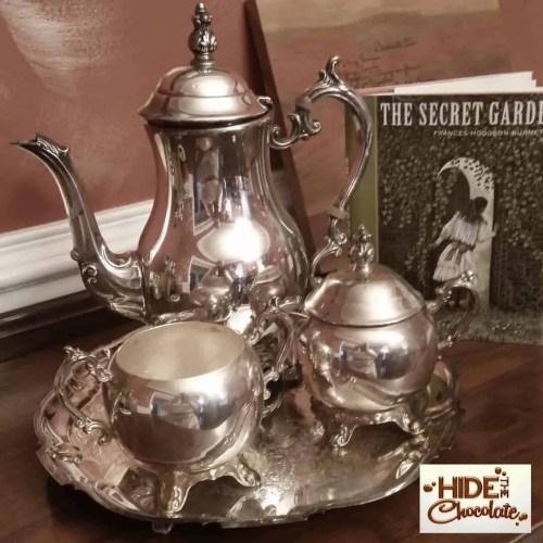 The Secret Garden Book Club Tea