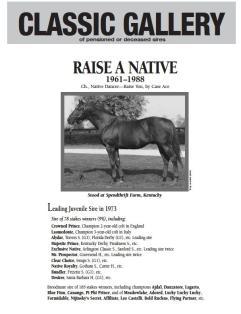 Raise A Native TB #1
