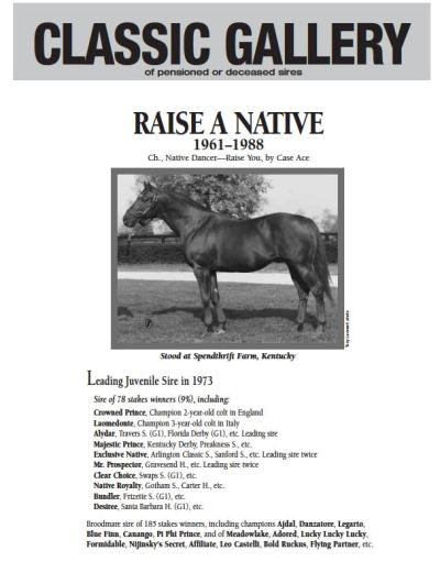 Raise A Native TB #1