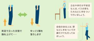 ロコモの運動3